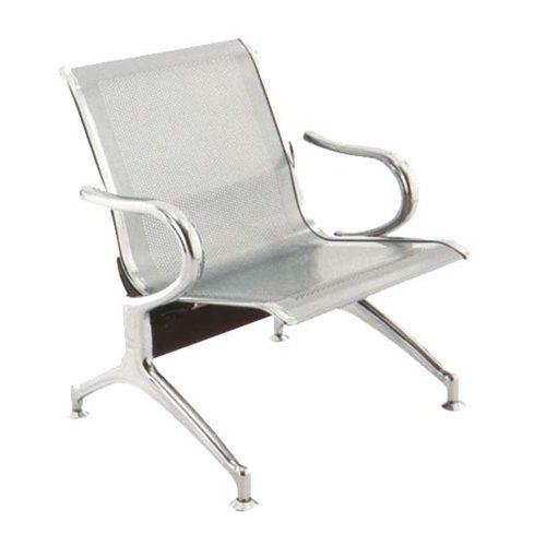 صندلی انتظار یک نفره پانچ شفق مدل H151 تصویر 1