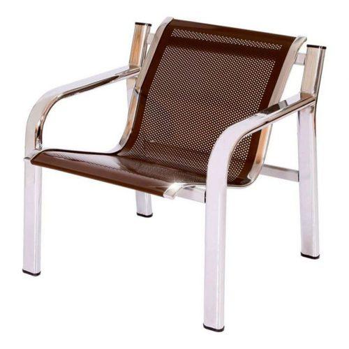 صندلی انتظار یک نفره پانچ شفق مدل F251